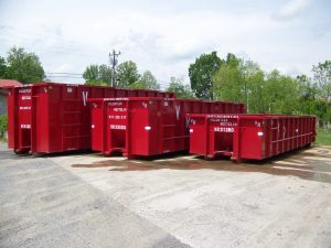 Container rentals, 3 sizes at Volunteer Recycling and Salvage