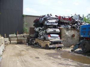 vehicles to recycle
